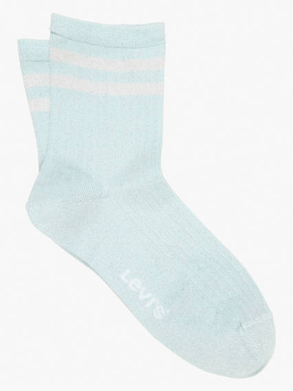 Levis Women Short Sock Lurex Sport