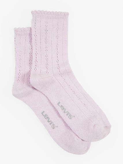 Levis Women Short Sock Pelerine 1-Pack