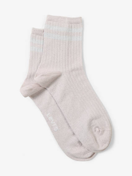 Levi's® Women Short Sock Lurex Sport 1 Pack