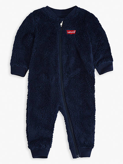 Baby 12-24M Sherpa Coverall