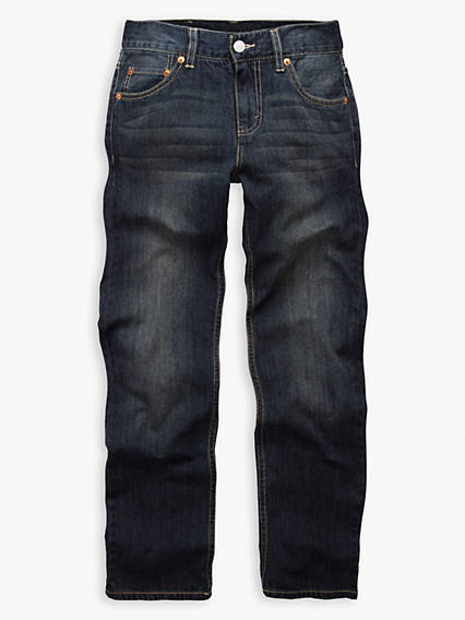 Big Boys 8-20 514™ Slim Straight Jeans