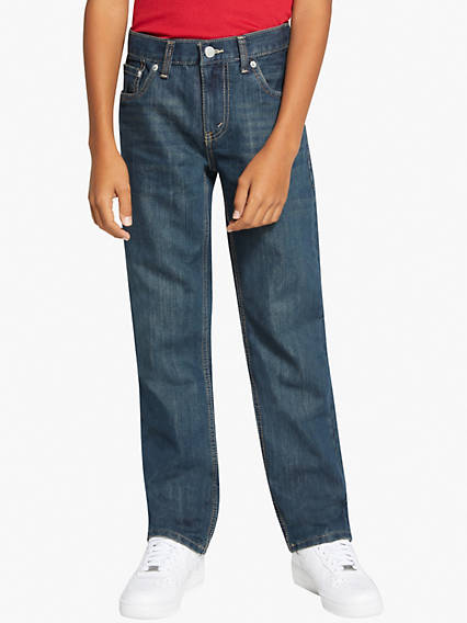 Boys 8-20 505™ Regular Fit Jeans