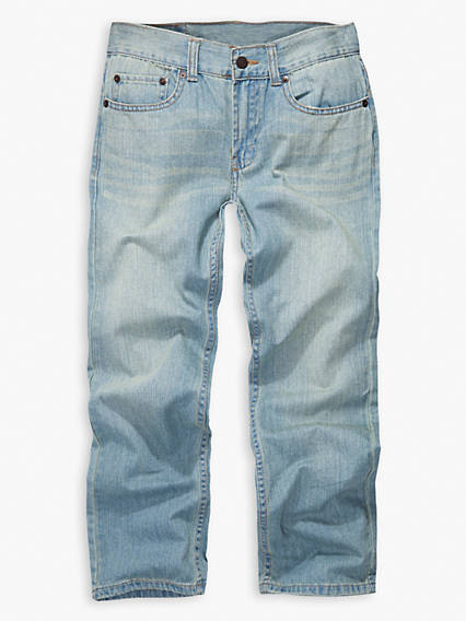 505™ Regular Fit Big Boys Jeans 8-20 (Husky)