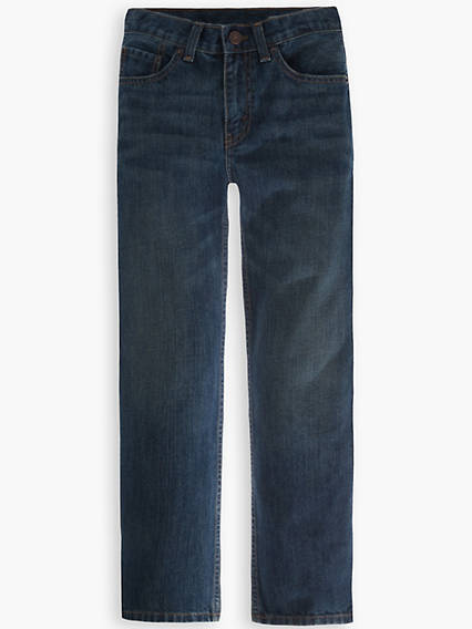 Boys 8 20 505 Regular Fit Jeans Husky