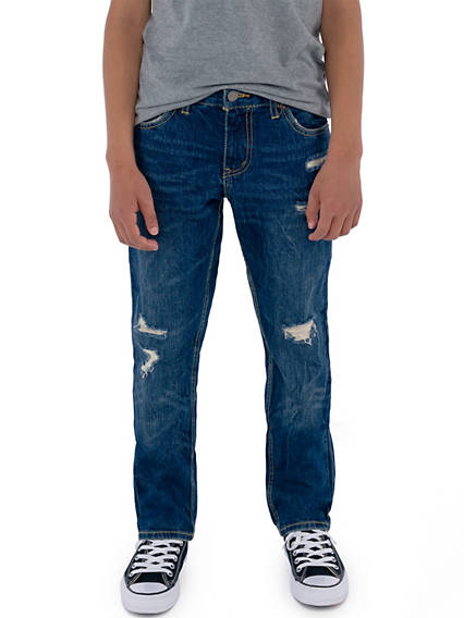 Boys 8-20 502™ Jeans For Your Sneakers