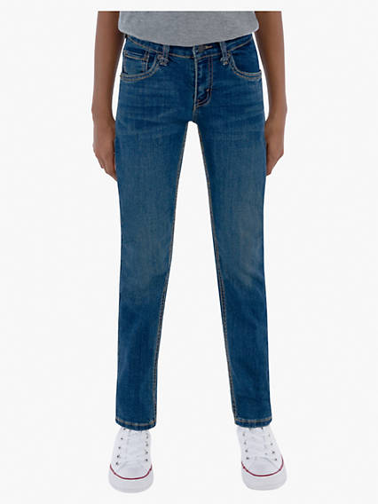 Big Boys 8-20 511™ Slim Fit Performance Jeans