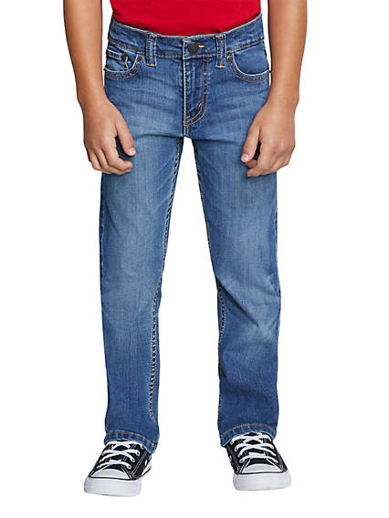 511™ Slim Fit Performance Little Boys Jeans 4-7x