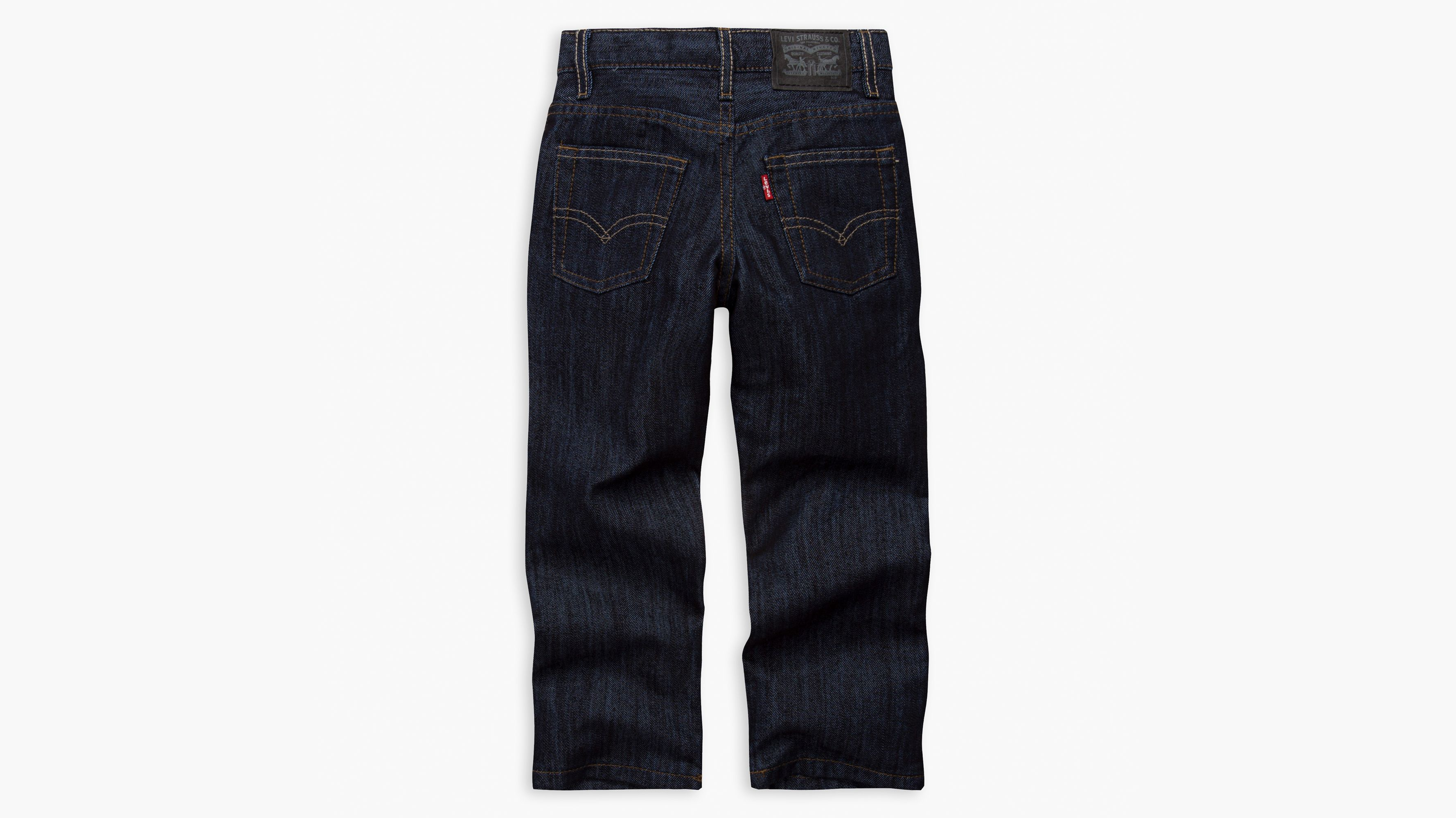 00ff26b934f6 Little Boys 4-7x 511™ Slim Fit Jeans - Dark Wash