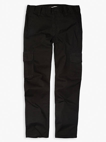 Little Boys 4-7x Stretch Taper Cargo Pants