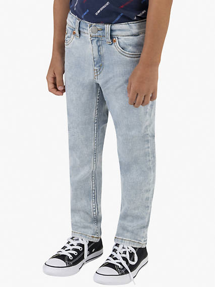 512™ Slim Taper Fit Little Boys Jeans 4-7x