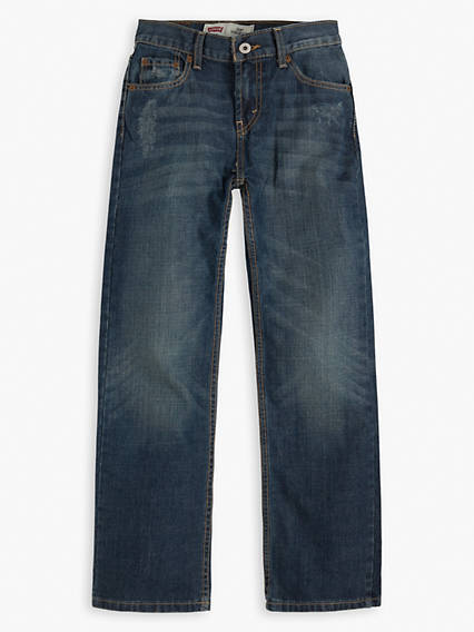 514™ Straight Fit Big Boys Jeans 8-20