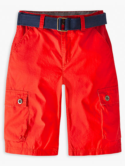 45d5d4251c Boys' Shorts - Shop Boys Jean, Denim & Cargo Shorts | Levi's® US