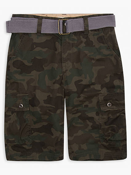 Big Boys 8-20 Printed Westwood Cargo Shorts