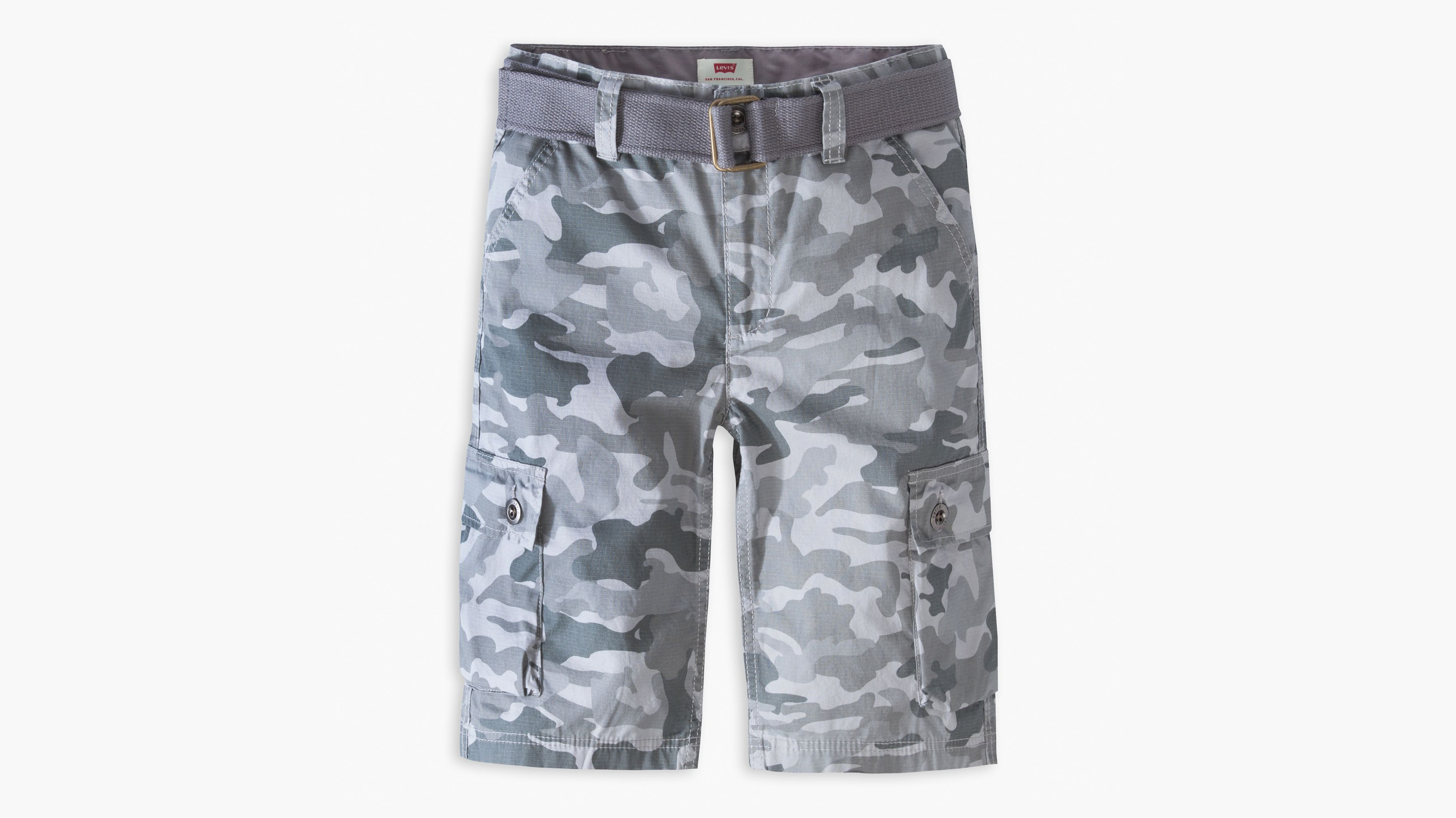 Big Boys 8-20 Printed Westwood Cargo Shorts