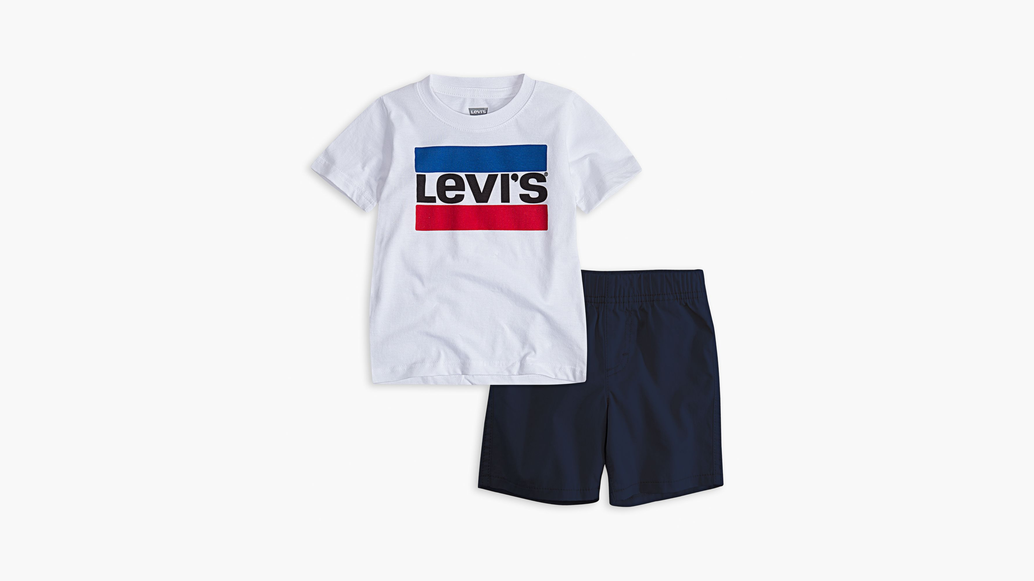Boys' Clothing (newborn-5t) Lot Of 2 Toddler Boy Cargo Shorts Size 24 Mo Modern Techniques Clothing, Shoes & Accessories