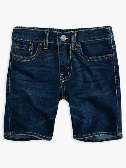 Toddler Boys Slim Lightweight Shorts