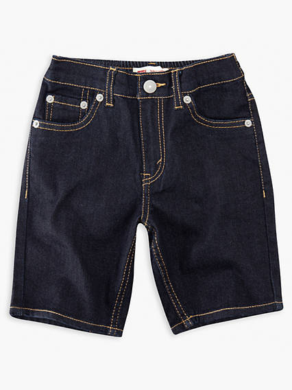 Little Boys Slim Lightweight Shorts