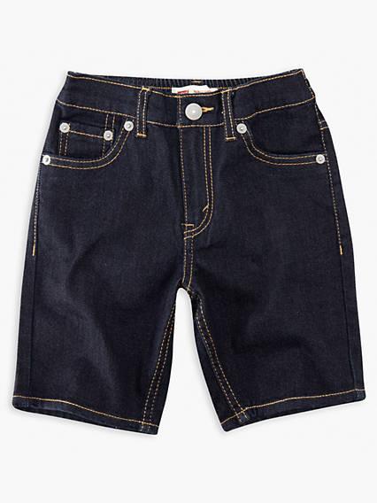 Little Boys Slim Lightweight Shorts