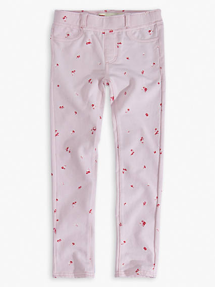 Little Girls 4-6x Haley May Printed Legging