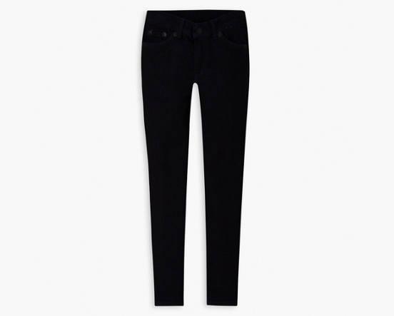 f39e29107e0b Girls 7-16 710 Super Skinny Jeans - Dark Wash