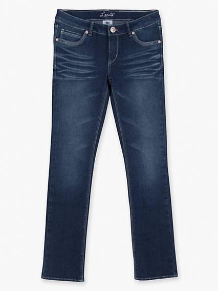 Little Girls 4-6x 711 Sweetie Skinny Jeans