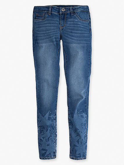 Girls 7-16 710 Super Skinny Jeans