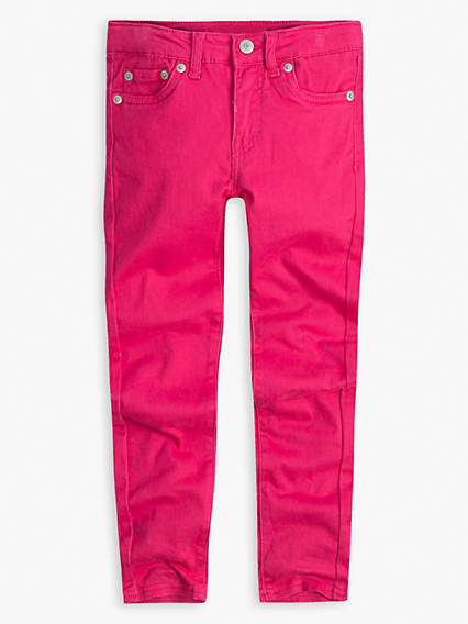 Little Girls 4-6x 710 Super Skinny Jeans