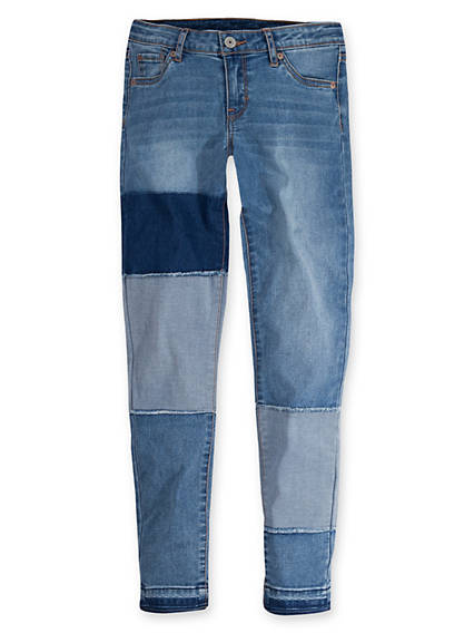 Girls 7-16 710 Ankle Super Skinny Jeans