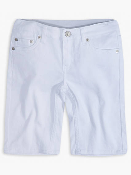 Big Girls 7-16 Seaside Bermuda Shorts