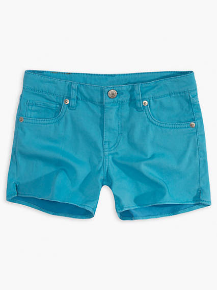 Big Girls 7-16 Jet Set Shorty Shorts