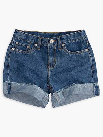 Girls 7-16 Girlfriend Shorts