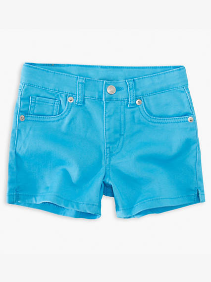 Little Girls Jet Set Shorts