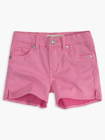 Little Girls 4-6x Jet Set Shorts