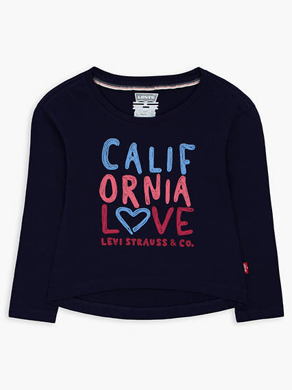 Toddler Girls 2T-4T Levi's® Graphic Tee