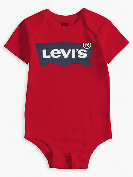 Baby 3-9M Levi's® Logo Bodysuit