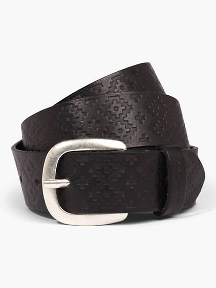 All Over Embossed Belt