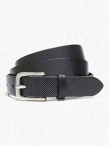 Nail Head Embossed Belt