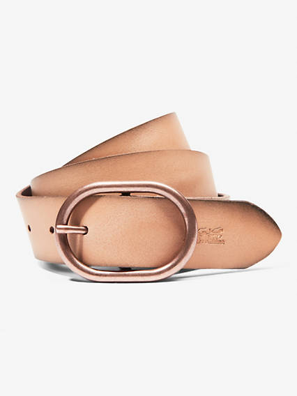 Calneva Rose Gold Belt