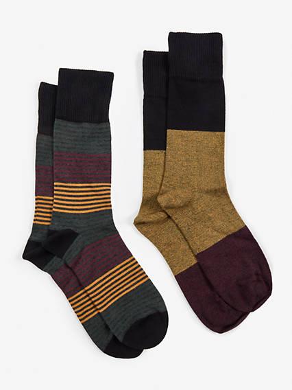 Levis  Engineered Stripe 2 Pack