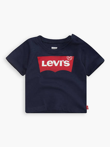 Little Boys 4-7x Levi's® Logo Tee