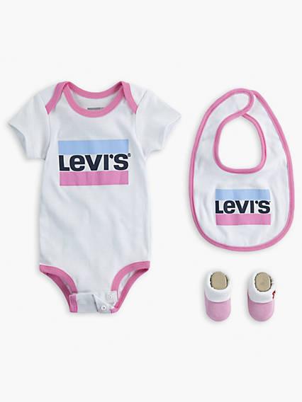 Baby Sportswear Set