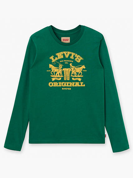long Sleeve Tee Greenhor