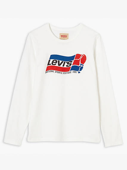 long Sleeve Tee Flame