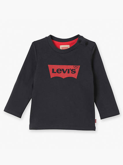 long Sleeve Tee Bat