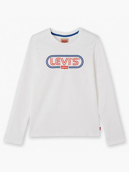 long Sleeve Tee Ski
