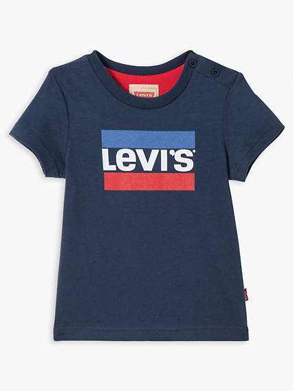 Baby Boy Short Sleeve Tee Hero