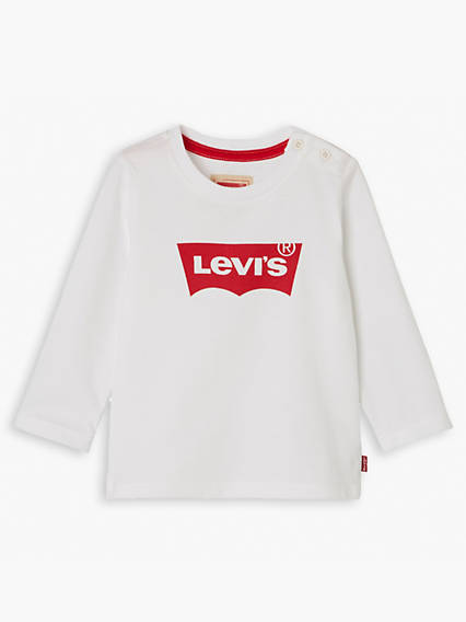 Baby Boy Long Sleeve Tee Longy