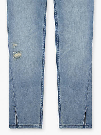 Girls 7-16 711 Crop Skinny Jeans