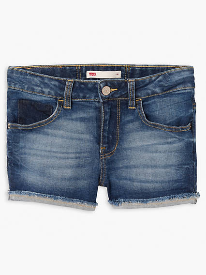 Girls Short Moldu