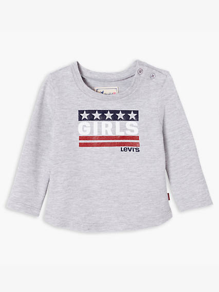 Long Sleeve Tee Girly